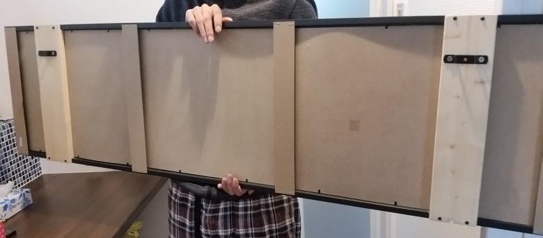 無印良品 壁に取り付ける家具の画像